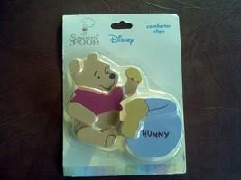 Winnie the Pooh Comforter Quilt comforter Clips  NEW - $9.90