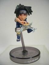 Bandai Naruto Shippuden Deformation Figure P3 Uchiha Sasuke Sharingan - $24.99