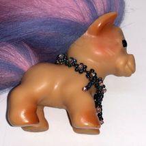 VINTAGE DAM HORSE TROLL ~ FRESH FROM THE TROLL SPA ~ NEW HAIR AND SPARKLE EYES! image 6