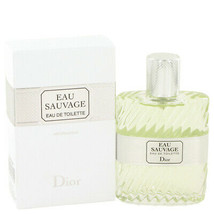 EAU SAUVAGE by Christian Dior 1.7 oz EDT Spray for Men - $86.15