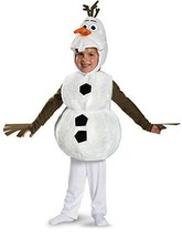 Olaf  From Frozen Deluxe Halloween Costume By Disney  3T-4T & 4-6 NWT -... - $10.35 CAD