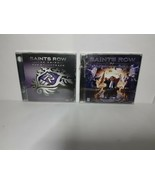 SAINT'S ROW - THE THIRD & IV - 2 VIDEO GAME SOUNDTRACK CDs - FREE SHIPPING - $18.70