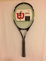 "Wilson Advantage XL Tennis Racket Airlite alloy 4 3/8"" Extra Large Head ... - $40.05"