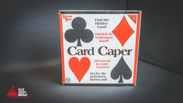 Card caper university games 1997 card game new fast - $10.15