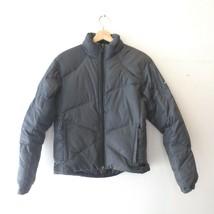 WO / M - Columbia Titanium Down Zipper Front Mid Length Puffer Jacket 10... - $40.00
