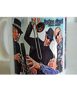 Collectible Jackson Garrett Speechless Coffee Tea Mug Cup Music  - $19.79