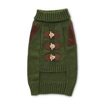 Bond & Co. Emerald Green Dog Sweater,  Size Medium - $17.75