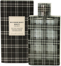 Burberry Brit Men's 3.4-ounce Eau De Toilette Spray - $56.19