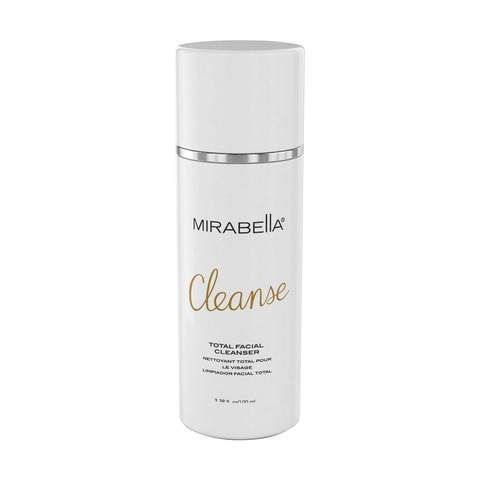 Mirabella Cleanse Total Facial Cleanser, 3.4 oz