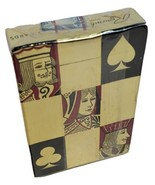 REMEMBRANCE Royalty Unopened Playing Cards Card DECK Redi-Slip Finish Ne... - $29.39
