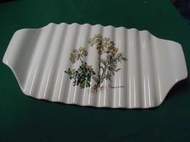 """Beautiful VILLEROY & BOCH """"Vilbofour"""" Porcelain ASPARAGAS Plate....SALE - $20.79"""