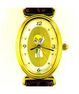 Tinker Bell KeyHole Walt Disney Theme Park Fossil LTD Of 3,000 Unworn Wa... - $117.66