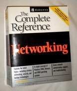 The Complete Reference: Networking by Craig Zacker, 1110 pg. paperback *... - $39.59