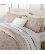 KING/CAL. KING Sonoma Beautiful Garden Bloomfield Comforter 3PC Set - $200.00