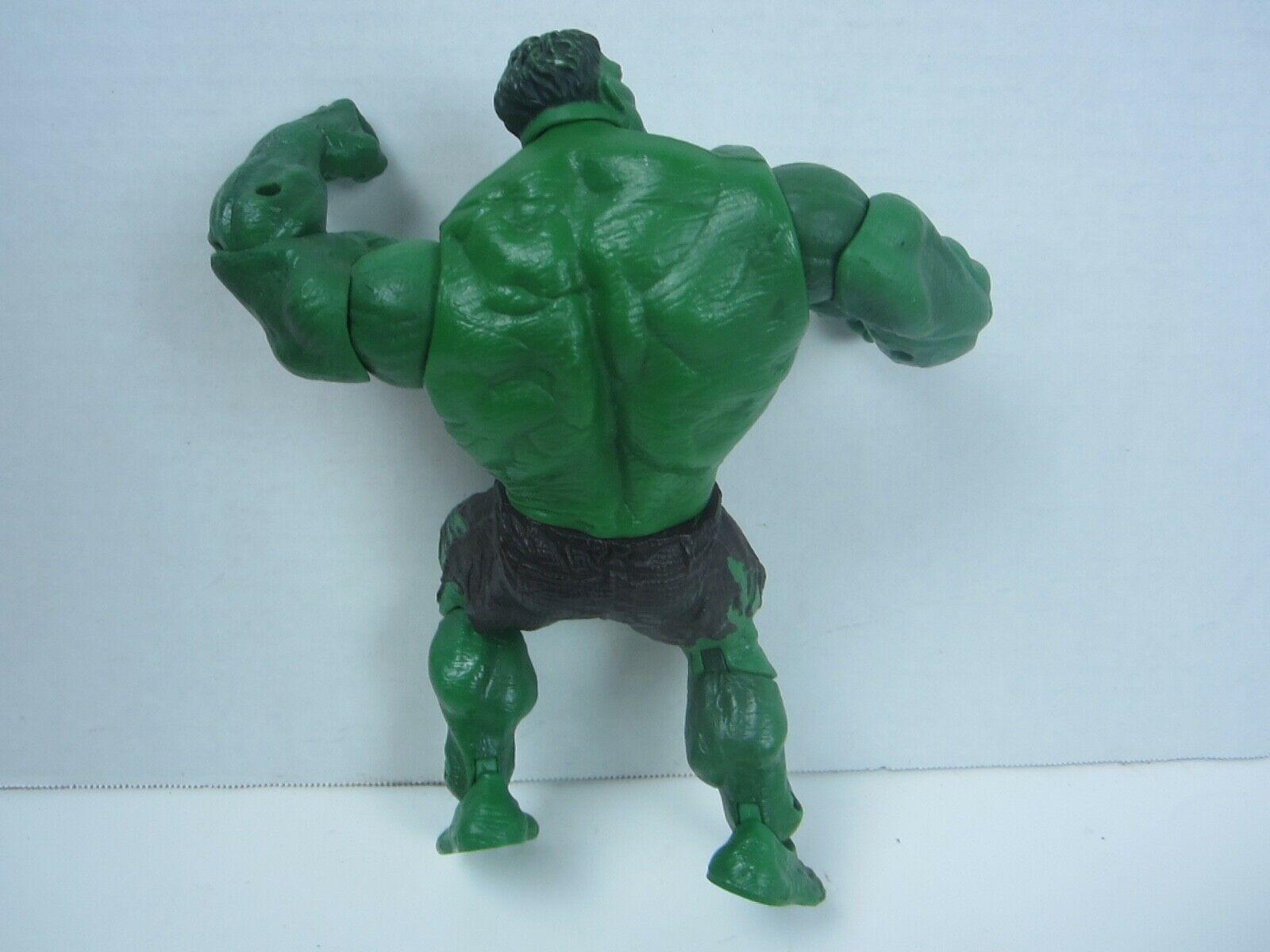 "2003 Hulk the Movie Action Figure Universal Marvel Throwing Smash Arms 8"" image 6"