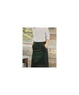 Boden Corduroy Burston Skirt Chatsworth Green Size US 10 NWT - $78.21