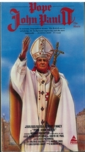 Pope John Paul II - The Movie - VHS Tape