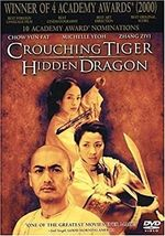 Crouching Tiger, Hidden Dragon (DVD, 2001, Special Edition) - $6.00