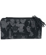 Loungefly Disney Villains Debossed All Around Faux Leather Zip Wallet (o... - $135.99
