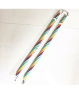 Starbucks STRAWS for Confetti Color Changing Reusable Cup Pride Summer 2020 - $14.36