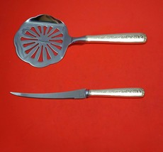 Rambler Rose by Towle Sterling Silver Tomato Serving Set 2-Piece Custom ... - $129.00