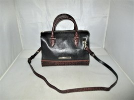 Brahmin Tuscan Tri-Texture Anywhere Convertible Satchel, Shoulder Bag,Tote $255 - $119.99