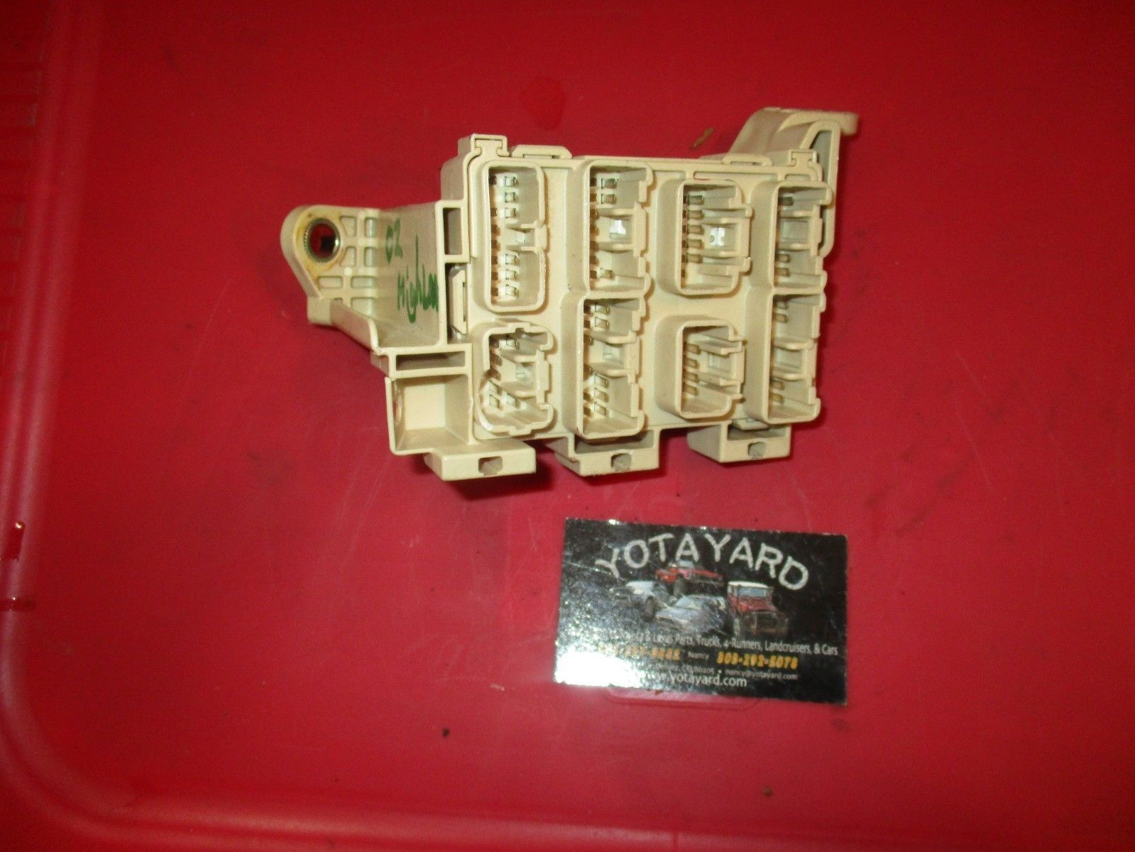 2001-2007 Toyota Highlander Hybrid Fuse and 50 similar items. S l1600