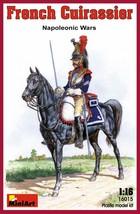 Miniart Models - 16015 - French Cuirassier Napoleonic Wars - $36.99