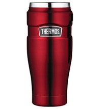 Thermos Stainless King™ Vacuum Insulated Travel Tumbler - 16 oz. - Stainle - $44.00