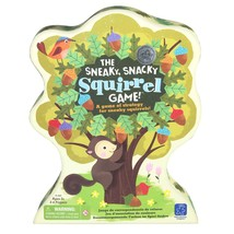 Educational Insights The Sneaky, Snacky Squirrel Game Frustration Free P... - $21.01
