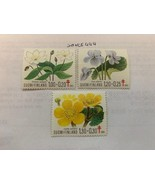 Finland Anti tuberculosis Flowers 1983 mnh stamps - $1.75