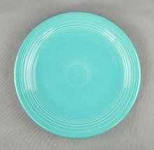 "Homer Laughlin Fiesta Fiestaware Turquoise Aqua 11 3/4"" Round Platter Ch... - $21.77"
