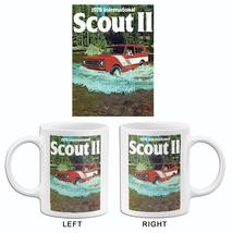 1978 International Scout II - Promotional Advertising Mug - $23.99+
