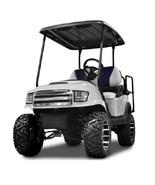 Golf Cart Body Kit Madjax Alpha Series - $995.00
