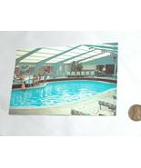 VTG 1960's Town House Motel Hotel Rate Reservation Price Card Omaha Nebr... - $9.31