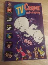 Vintage 1970's TV Casper and Company #26 Harvey Giant Size Comic Book - $17.00