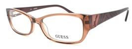 GUESS GU2305 BRN Women's Eyeglasses Frames 52-16-140 Brown - $64.25