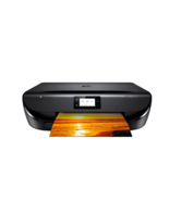 HP - Envy 5014 Wireless All-In-One Printer (Copy, Scan, Print) - Black - $78.20