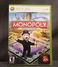 Monopoly (Microsoft Xbox 360, 2008) Video Game - $12.87