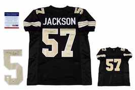 Rickey Jackson SIGNED Jersey - PSA/DNA - New Orleans Saints Autographed - $108.89