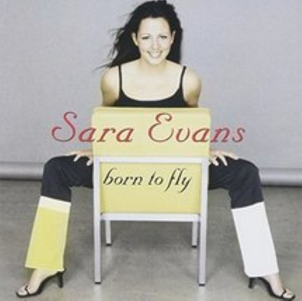 Born To Fly by  Sara Evans Cd
