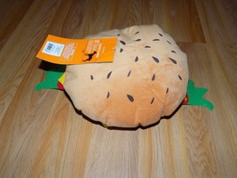 Size Large / XL Cheese Burger Hamburger Pet Halloween Costume New Hyde &... - $12.00