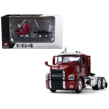 Mack Anthem Day Cab Lacquer Red 1/64 Diecast Model by First Gear 60-0407 - $43.69