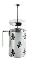 "Alessi ""Girotondo"" Press Filter Coffee Maker - £110.23 GBP"