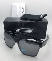 OAKLEY Sunglasses TWOFACE XL OO9350-01 Black Frames black Iridium Polarized Lens
