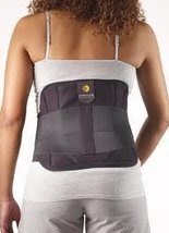 """Corflex Disc Unloader Spinal Orthosis W/10"""" Anterior Panel X-Small 25-30"""" - $159.99"""
