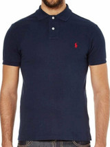 Polo Ralph Lauren Men's Custom Fit hort Sleeved Polo Shirt Top Tee T-shi... - $70.77