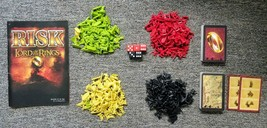 Risk Lord of the Rings Plastic Army Replacement Pieces, Dice, & Cards - $19.79