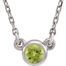 Women's .925 Silver Necklace - $89.00