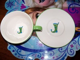 Starbucks Coffee Cup W/Saucer Holiday 2006 Stocking Green NWOT - $22.00